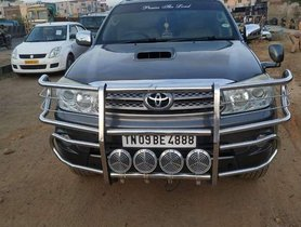 Used Toyota Fortuner 3.0 4x4 Manual, 2010, Diesel MT for sale in Chennai