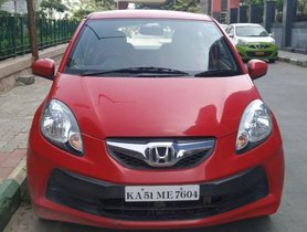 Used Honda Brio S MT 2013 for sale in Bangalore