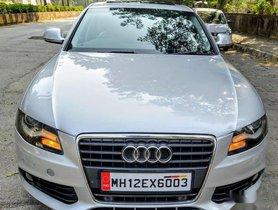 Used Audi A4 2.0 TDI (177bhp), Premium Plus, 2008, Diesel AT for sale in Mumbai