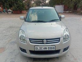 2010 Maruti Suzuki Dzire VDI MT for sale in New Delhi