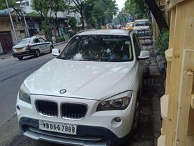 Used BMW X1 sDrive20d 2011 AT for sale in Kolkata