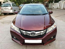 Used Honda City VX Manual PETROL, 2016, Petrol MT for sale in Chennai