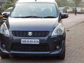 Used Maruti Suzuki Ertiga Vxi CNG, 2014, CNG & Hybrids MT for sale in Mumbai