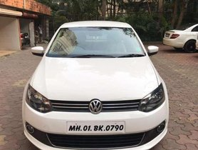 Used Volkswagen Vento Highline Petrol Automatic, 2013, Petrol AT for sale in Mumbai