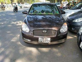 Used 2006 Hyundai Verna MT for sale in Chennai