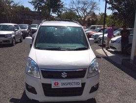 2016 Maruti Wagon R AMT VXI AT for sale in Indore
