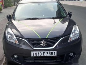 Used Maruti Suzuki Baleno, 2016, Petrol MT for sale in Chennai
