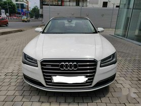 Used Audi A8 2015 AT for sale in Kochi