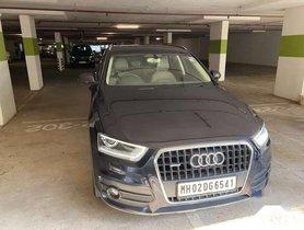 Used Audi Q3 2014 MT for sale in Mumbai