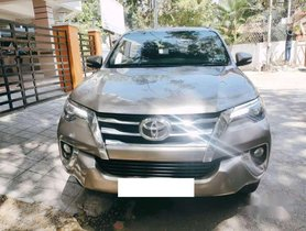 Used 2017 Toyota Fortuner AT for sale in Chennai