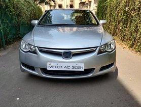 Used 2007 Honda Civic MT car at low price in Mumbai
