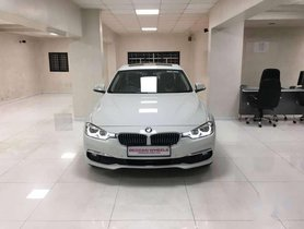 Used BMW 3 Series 320d Luxury Line 2019 AT for sale in Pune