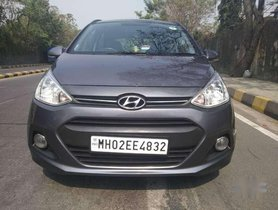 Used Hyundai Grand i10 2016 AT for sale in Mumbai