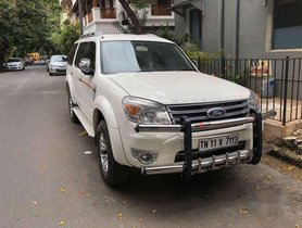 Used Ford Endeavour 2013 MT for sale in Chennai