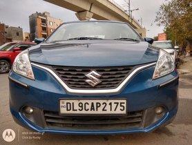 Used 2017 Maruti Suzuki Baleno Delta AT car at low price in New Delhi