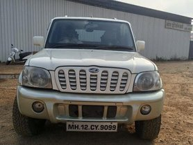 Used 2005 Mahindra Scorpio 2.6 CRDe MT for sale in Pune