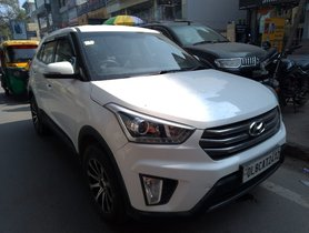 2017 Hyundai Creta Diesel MT for sale in New Delhi