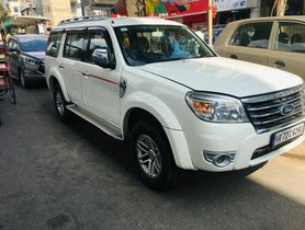 2016 Ford Endeavour Diesel AT for sale in Gurgaon