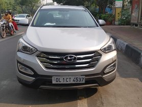 2015 Hyundai Santa Fe 4x4 Diesel MT for sale in New Delhi