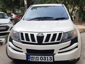 2012 Mahindra XUV 500 Diesel MT in New Delhi