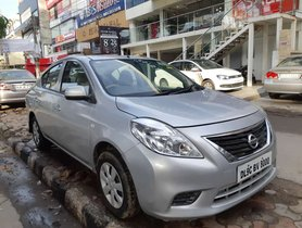 2012 Nissan Sunny XL Diesel MT for sale in New Delhi