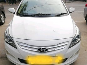 2011 Hyundai Verna Petrol MT in New Delhi