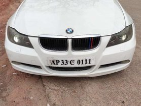 Used BMW 3 Series 2008 320d Highline AT for sale in Hyderabad
