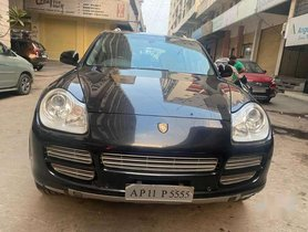 Used Porsche Cayenne S 2004 AT for sale in Hyderabad