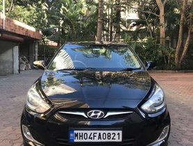 Used Hyundai Verna 2011 AT for sale in Mumbai