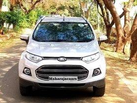 Used Ford EcoSport Titanium Plus 1.5 TDCi, 2014, Diesel MT for sale in Coimbatore