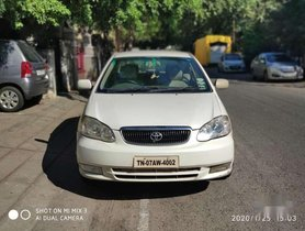 Used 2005 Toyota Corolla H5 MT for sale in Chennai