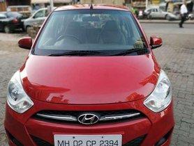 Used Hyundai I10 Sportz 1.2 Automatic, 2012, Petrol AT for sale in Mumbai