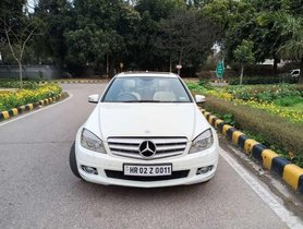 2010 Mercedes Benz C-Class C 200 CGI Elegance AT for sale at low price in New Delhi