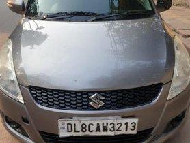 2012 Maruti Suzuki Swift ZDI Plus MT for sale in New Delhi