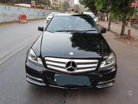 Used Mercedes-Benz C-Class 250 CDI Avantgarde, 2012, Diesel AT for sale in Mumbai