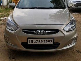 Used 2011 Hyundai Verna 1.6 CRDi SX MT for sale in Chennai