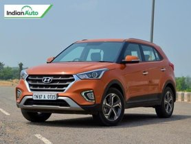Hyundai Creta Available With Discounts Worth Rs 1.05 Lakh
