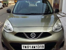 Used Nissan Micra XE Diesel, 2014, MT for sale in Chennai
