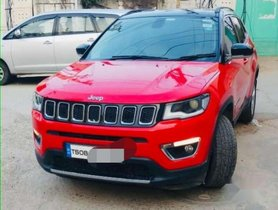 Used 2017 Jeep Compass 1.4 Limited Plus AT for sale in Hyderabad