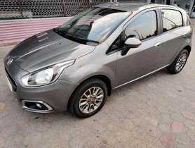 Used Fiat Punto Evo Emotion Multijet 1.3, 2015, Diesel MT for sale in Hyderabad