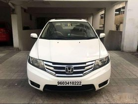 Used 2012 Honda City MT for sale in Hyderabad
