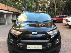 Used Ford EcoSport Titanium 1.0 Ecoboost (Opt), 2014, Petrol MT for sale in Mumbai