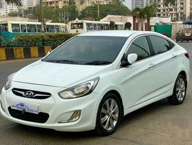 Used Hyundai Verna 1.6 CRDi SX 2012 AT for sale in Mumbai