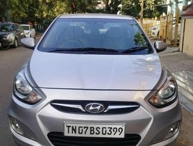 Used Hyundai Verna 2012 1.6 CRDI SX MT for sale in Chennai