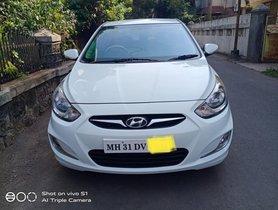Used 2011 Hyundai Verna 1.6 VTVT MT for sale in Pune