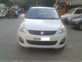 Used 2012 Maruti Suzuki Dzire VXI MT for sale in Thane