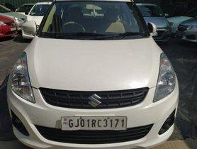 Maruti Suzuki Dzire VXI MT 2013 in Ahmedabad