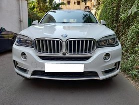 BMW X5 xDrive 30d AT 2017 in Mumbai
