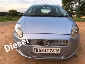 Fiat Punto 1.3 Dynamic MT for sale in Chennai