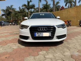 2013 Audi A6 AT for sale at low price in Pune